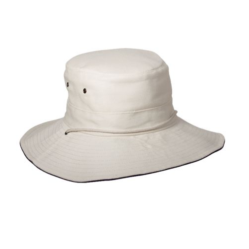 Rigon---UV-boonie-hat-for-men---Cream-white