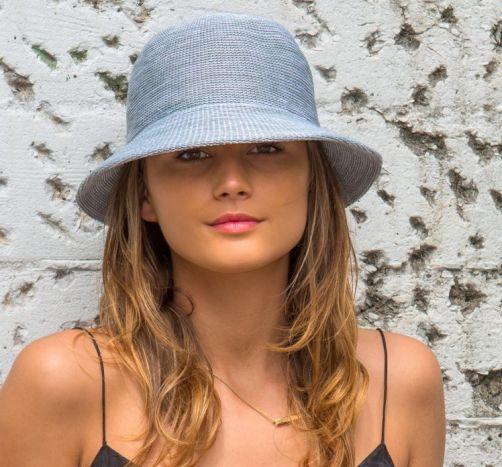 Rigon---Bucket-hat-for-women---Seafoam-blue