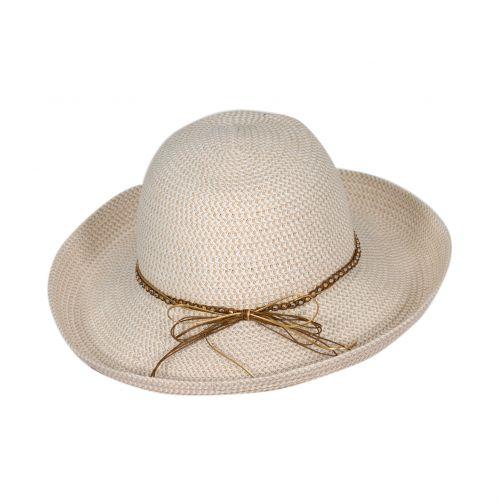 Rigon---UV-fedora-hat-for-women---Ellie---Ivory-/-naturel