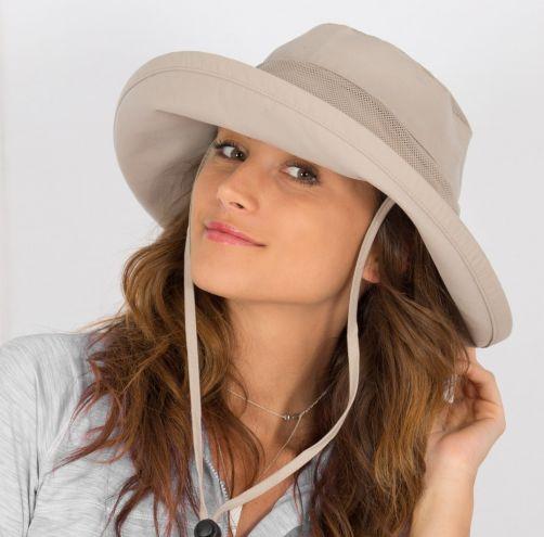 Rigon---UV-sun-hat-for-women---Ventilated---Natural