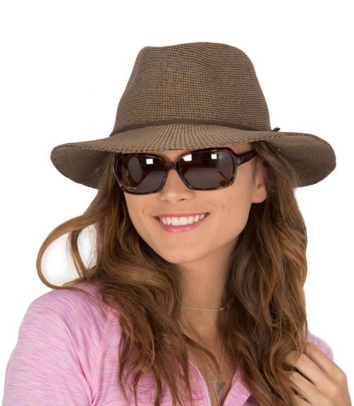 Rigon---UV-Fedora-hat-for-women---Jacqui---Suede
