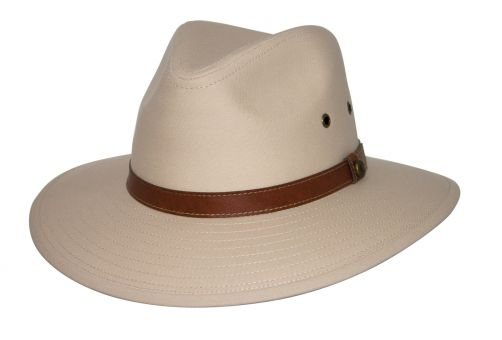Rigon---UV-fedora-hat-for-men---Canvas---Natural