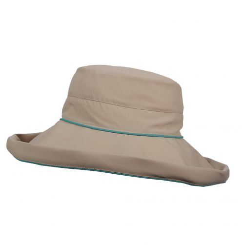 Stetson---UV-hat-with-big-brim-for-women---Lagoon