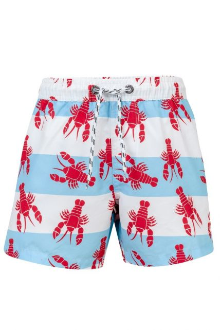 Snapper-Rock---Swimming-trunks-Lobster---Blue-/-red