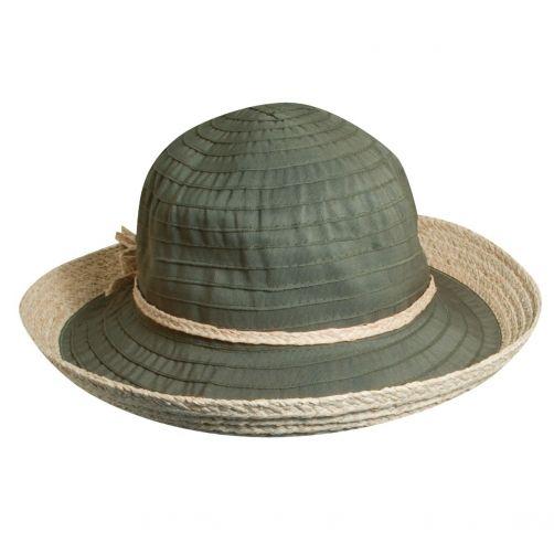 Scala---UV-hat-lint-for-women---Olive