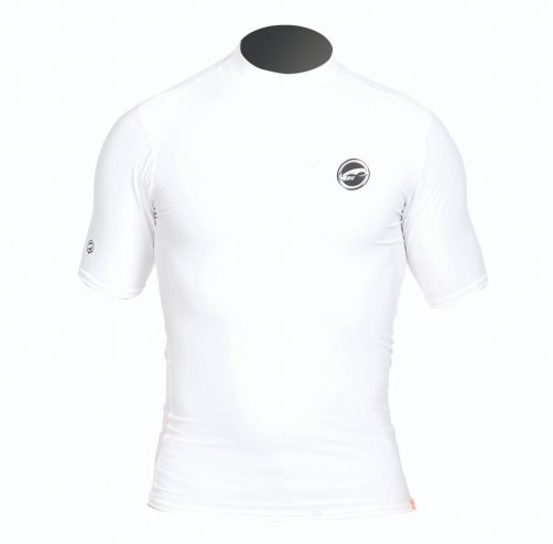 Prolimit---Swim-shirt-for-men-with-short-sleeves---White
