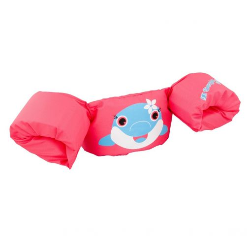 Puddle-Jumpers---Adjustable-floating-suit-Dolphin---Pink