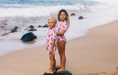Beach&Bandits swimwear for boys and girls
