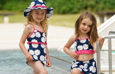 Playshoes UV swimwear for boys and girls
